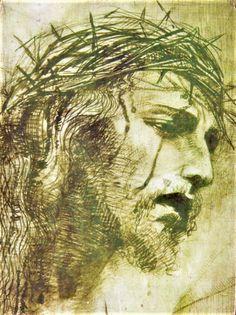 Jésus-Christ Catholic Religion, Catholic Art, Religious Art, Image Du Christ, Image Jesus, Religious Pictures, Jesus Pictures, Jesus Christ Painting, History Icon