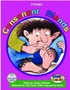 Ideal for shared reading these beautifully illustrated read-along poems have a high degree of repetition above and beyond high frequency words, allowing children to develop and extend their vocabulary and general knowledge. Each consonant blend has a separate poem.