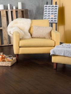 Get the best prices online and free samples on our Adobe Maple engineered hardwood flooring. Our top quality hardwood floors are available in a variety of colors and finishes. Maple Hardwood Floors, Engineered Hardwood Flooring, Love Seat, Adobe, Armchair, Couch, The Originals, Inspiration, Furniture