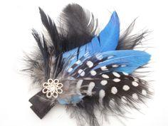 Flirty Feather Hair Clip Feather Hair Clips, Dance Hairstyles, Feathered Hairstyles, Dance Costumes, Hair Pieces, Costume Ideas, Feathers, Headbands, Bows