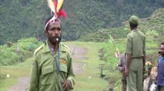 The Kimyal People of Papua, Indonesia, celebrate the arrival of the New Testament in their own language.For more information about this ministry and other versions of this video contact Dianne Becker of World Team at dbecker@semo.net