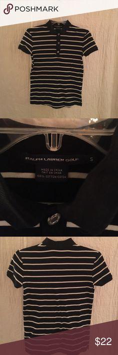 UEC. Women's RL Golf Polo shirt. Women's Ralph Lauren golf polo shirt. Worn one time. Not my style. 100% cotton stretchy. Ralph Lauren Tops Tees - Short Sleeve