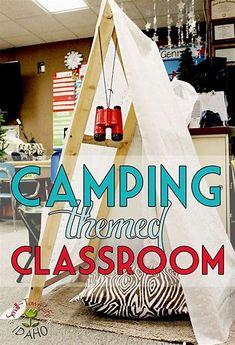 Image result for camping theme classroom pictures