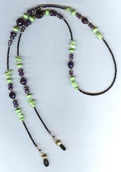 Beaded Jewelry Designs, Seed Bead Jewelry, Jewelry Art, Beaded Shoes, Beaded Necklace, Beaded Bracelets, Beaded Lanyards, Jewellery Sketches, Eyeglass Holder