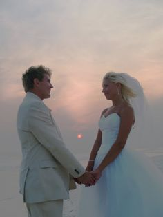 southern beach wedding
