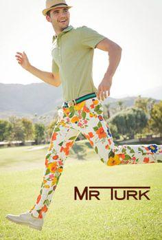 Mr. Turk Designer Clothing | About Mr Turk