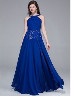 Special Occasion Dresses - $166.99 - A-Line/Princess Scoop Neck Floor-Length Chiffon Prom Dress With Beading  http://www.dressfirst.com/A-Line-Princess-Scoop-Neck-Floor-Length-Chiffon-Prom-Dress-With-Beading-018043874-g43874