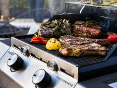 Cook perfectly grilled meat and vegetables with the best gas BBQs from John Lewis & Partners, Weber, Char-Broil and Best Gas Barbecue, Charcoal Grill, Different Recipes, Tandoori Chicken, Grilling, Turkey, Tasty, Barbecues, Ethnic Recipes