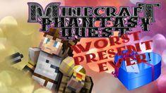 Minecraft Phantasy Quest EP2 Worst Christmas Present Ever