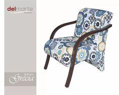 poltrona cadeira decorativa sala recepção quarto varanda