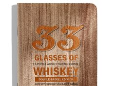 You understand the previous saying good issues take time. That is very true in terms of a smoky clean bourbon whiskeyit is a spirit that you simply simply cannot rush. 33 Books Co. designed the right companion for a glass of bourbon with 33 Whiskeys: Double-Barrel Version a pocket whiskey tasting journal.  Charred oak and time: that is what it takes to rework pure alcohol into the  Click to read full post   Read More Packaging & Articles at TheDieline.com  Associated Posts:  An intricate…