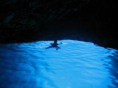 Blue Cave of Bisevo – Komiža, Croatia | Atlas Obscura