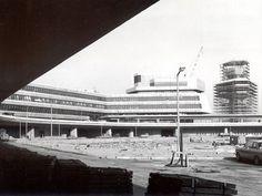 Flughafen Berlin Tegel 1974