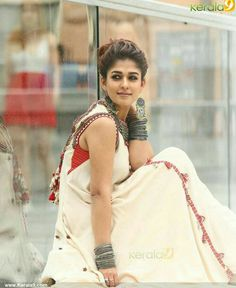 South Indian actress Nayanthara new photo gallery. Latest hd image gallery of Nayanthara. South Indian Actress, Beautiful Indian Actress, Beautiful Actresses, Beautiful Saree, Beautiful Women, Indian Attire, Indian Wear, Indian Style, Woman Outfits