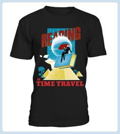 READING IS TIME TRAVEL (*Partner Link)