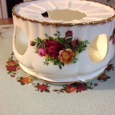 Old Country Roses Tea Pot Warmer