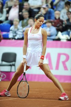 Hot Pictures of Female Tennis Player, Model Ana Ivanovic