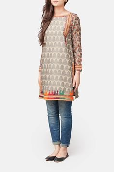 Central Asian Box Tunic - Generation
