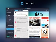 You know that @mention is one of my favorite french startup with didier forest @Didier Forest who's one of the best designer i know. I was killing time this weekend and was using mention than i dec...