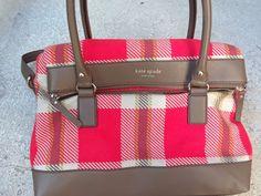 Kate Spade Highlands Plaid Flap Bag #KateSpadeNewYork #SatchelCrossBodyShoulder