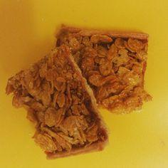 Cornflake tart. School memories #retrofood #akeencook