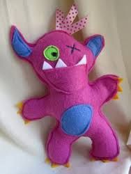 Image result for fabric monster
