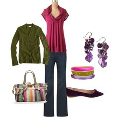 """""""Lilac Tones"""" by darcie9905 on Polyvore"""