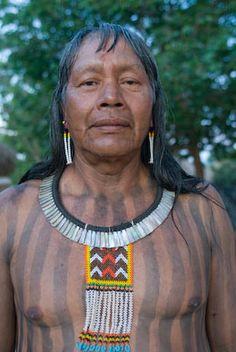 Waiwai Txucarramae, our host in Metuktire village.