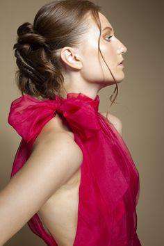 Hair by Contreras Academy Photo by William Cerf