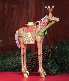Golda The Horse