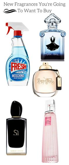 New Fragrances for Fall 2016