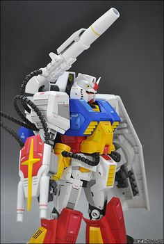 Custom Build: MG 1/100 Perfect Gundam Ver. 3.0 - Gundam Kits Collection News and Reviews