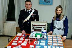 doping nelle palestre in valdichiana, due arresti e 5 denunce