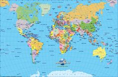 Printable world map labeled world map see map details from ruvur nice world map httpwelt atlasdatenbank gumiabroncs Image collections