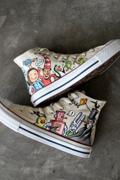 Liniers Chucks Shoe Horn, Kool Kids, Cute Sneakers, Walk In My Shoes, Cute Images, Girls Be Like, Converse All Star, Diy Clothes, To My Daughter