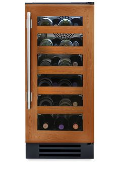 True Residential - Wine Cabinet - 15 Series - Overlay - Glass