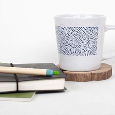 Scattered Seeds Ceramic Mug