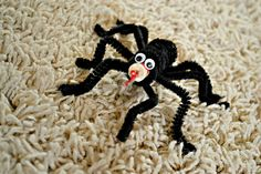 Mommy Testers: Smarties Spiders - Food Allergy Safe and SUPER Cute!