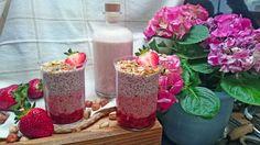 Chia pudink s jahodami | Matka vaří