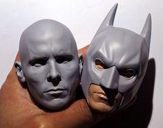 Christian Bale Hot Toys sculpt.