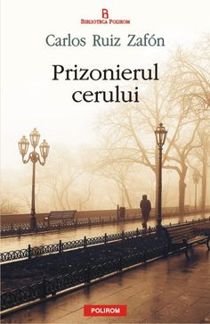Cărţi de citit Carlos Ruiz Zafón - Funions -   Prizonierul cerului Passion Pit, My Escape, My World, Railroad Tracks, Books To Read, Literature, Manga, Film, Reading