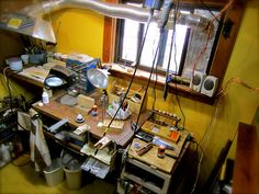 Studio 2011 by Beth Millner, via Flickr. This is how easy installing a vent can be.