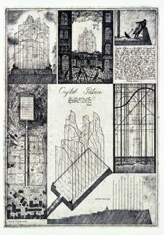 Alexander Brodsky crystal palace / Ende