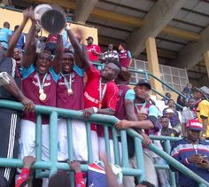 FC Ifeanyi Ubah are Champions of 2016 Nigeria Federation Cup (See PHOTOS)  FC Ifeanyi Ubah are Champions of 2016 Nigeria Federation Cup (See PHOTOS)  FC Ifeanyi Ubah defeated Nasarawa United 5-4 on penalties to win the 2016 Nigeria Federation Cup after a goalless draw in full time in the Teslim Balogun Stadium. Olamilekan Aniyikaye smashed in the decisive kick to win it for FC Ifeanyi Ubah.The two teams were gunning for their first-ever major trophy in their history but it was theresilient…
