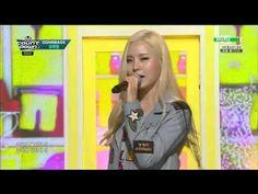 [Comeback Stage] 150430 Lim Kim (김예림) - Love Game (알면 다쳐) @ M! Countdown