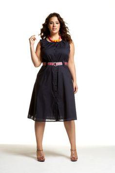 Sheer and sleeveless dress from OldNavy.com  plus size fashion Moda Pluz  Size 45b8c6bb77f6