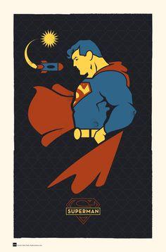 Luke Daab's Superhero Profiles: Superman