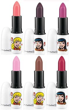 Mac Collection - Archie's Betty and Veronica