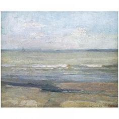 ☼ Painterly Landscape Escape ☼ landscape painting by James Ensor
