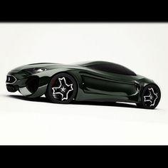 Side on! Check those rims!- Jaguar XKX